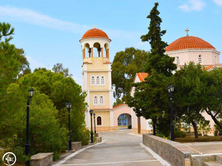 Agios-Swsths-Aeginas