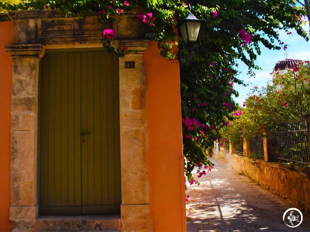Mhtropoleos-Aegina