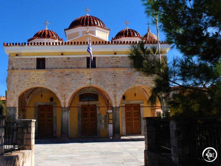 Mhtropolh-Aegina