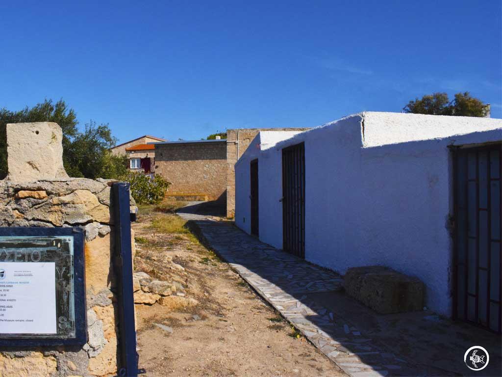 Mouseio-Kapralou-Aegina