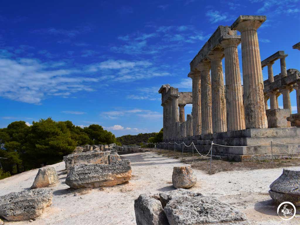 Naos-Afaias-Aegina