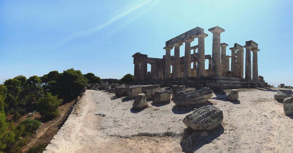 afaia temple aigina