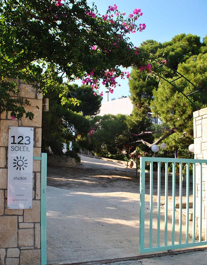 Soleil Studios Aegina