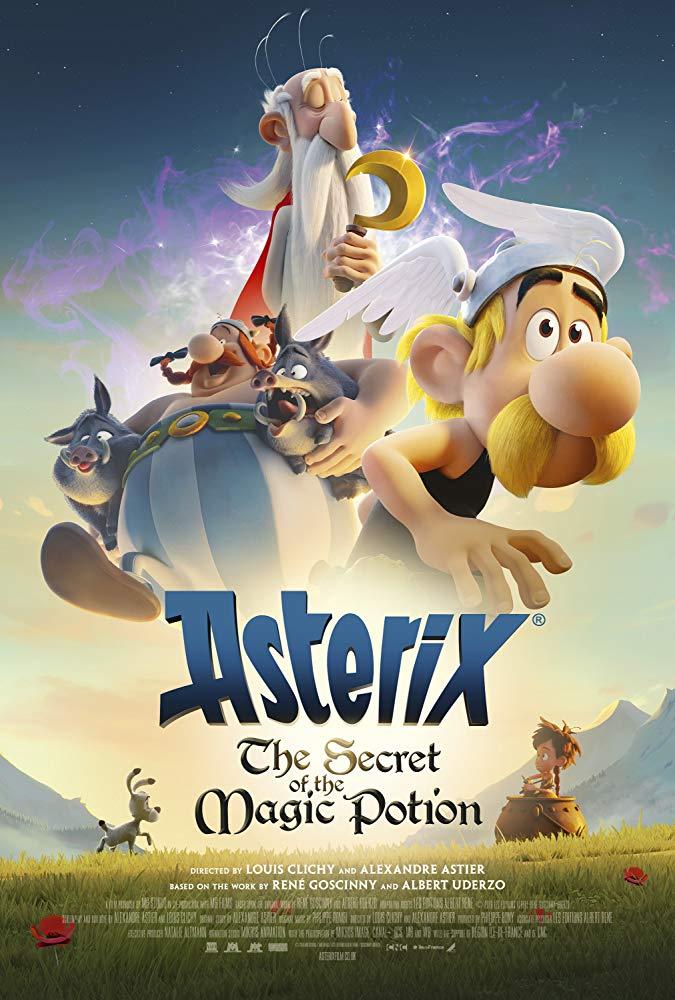 Asterix Cine Marina